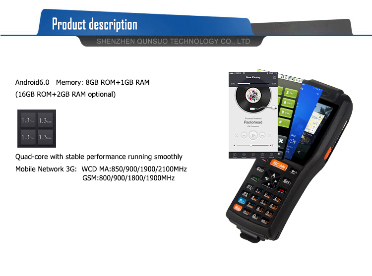 Barcode Scanner Pda Android 1204 2