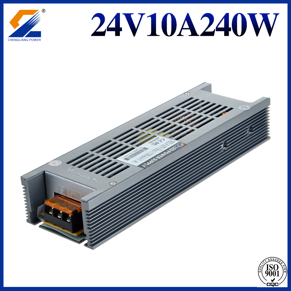 24V10A240W slim power supply