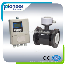 LDG Series accuracy 0.5% electromagnetic flow meter