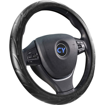 Wholesale Discount for Black PU Steering Wheel Cover new pu steering wheel covers supply to Cuba Supplier