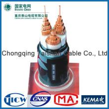 Хорошее качество PVC / XLPE Материал Силовой кабель 600v xlpe