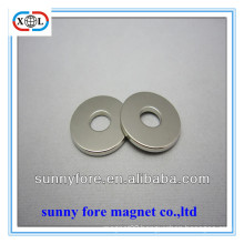 strong sintered ndfeb washer magnet