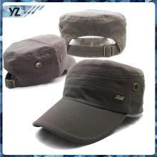 Новый дизайн военной шапки Китай пользовательских армии шапка с большой цене
