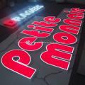 LED-Schilder für Unternehmen Signage Metal Letters