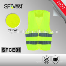 2015 hot sell high visibility child kids safety vest