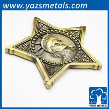 custom medals gold/silver/copper plating