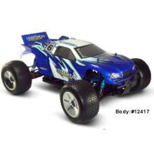 Brinquedos Mais Novo Corrida RC Car Carro Elétrico 4WD 2.4 GHz Deriva Brinquedos 1: 10Remote Carro de Controle de Alta Velocidade 40 km / h