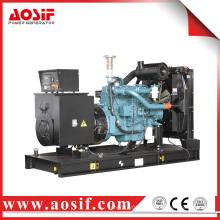 Generador de energía del generador doosan de Corea 220KW 275KVA generador diesel P087TI