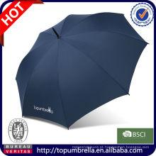 China atacado guarda-chuva de golfe de clubes de golfe