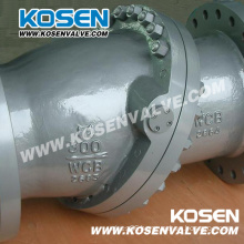 Bolted Cover Tilting Disc Check Valve (H77)