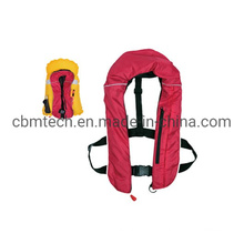 Factory Price CE Marine Lifesaving Inflatable Lifejackets