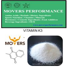 Vente chaude de vitamine: Vitamine K3