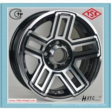Garantie de qualité 100% prix concurrentiel voiture alliage d'aluminium roues 24 pouces fabriquées en Chine