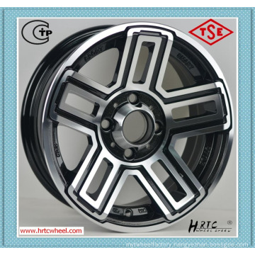 100% quality assurance competitive price car aluminium alloy wheels 24 inch made in China