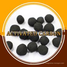 Carvão ativado esférico de baixo preço para purificação de água de mesa