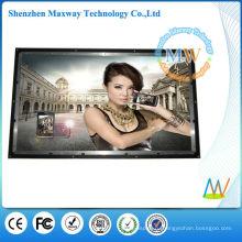 65-дюймовый большой экран ЖК-открытая рекламируя рамку