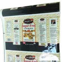 Biscuit Packing Film, HACCP, FDA and SGS Certified