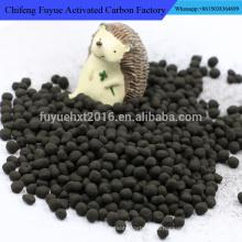 Продажа удовлетворительного угля на основе Сферически активированный уголь для Растворяющего спасения