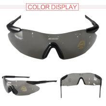 Ultraleichte Rad Brille Outdoorsport Gläser winddicht Brille Schwarz Objektiv