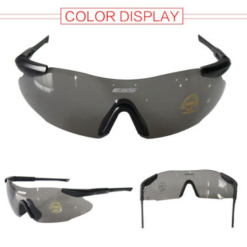 Ultralight Cycling Glasses Outdoor Sports Glasses Protective Glasses Black Lens