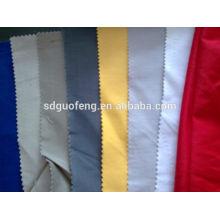 Tela estampada Spandex de algodón 32 * 32 + 70D