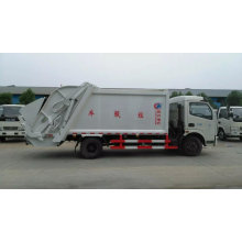 5000L Mini Dongfeng Xbw Reuse Compactor Truck