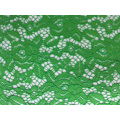 Nylon Span Jacquard Lace Fabric