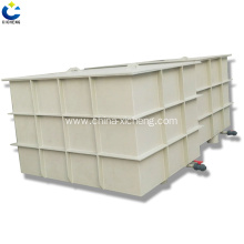 Acid and alkali resistance lab water container tank
