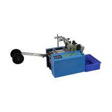 Schrumpfschlauch- und Hülsenschneidemaschine