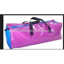Wasserdichte Tasche PVC-Plane Gear Bag PVC Tasche Reißverschluss Tasche