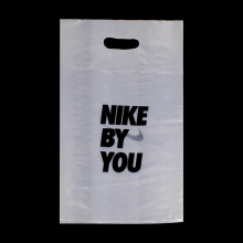 Custom Printed Die Cut Shopping Plastic Bag