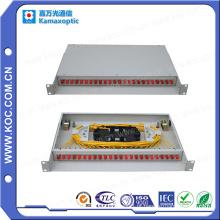 Kpmsp-Dds Serial Cobertura à prova de poeira Fiber Optic Terminal Panel