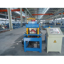 Ridge Cap Tile Roll Forming Machine Line