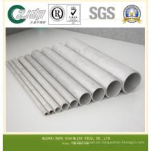 ASTM 304 316 Tubería de acero inoxidable sin soldadura