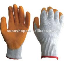 7g Latex Palm beschichtete Handschuhe