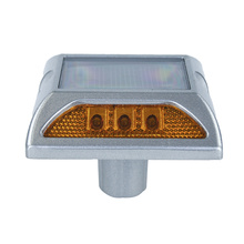 reflective aluminum solar led road stud reflectors