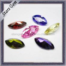 De bonne qualité Dazling Multi-Color Marquise Cubic Zirconia pour bijoux