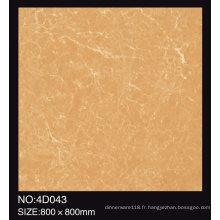 600X600 fait dans les carrelages polonais polis par porcelaine de la catégorie AAA