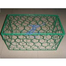 Покрынная PVC сетка gabion (ТС-Е46)