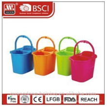 popular plastic mop bucket