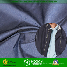 Halb Speicher Spandex Polyestergewebe mit T400 Faser für Men′s langen Graben