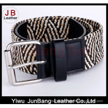 Latest Women′s Elastic Braid Belt