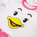 Wholesale Boutique Onesie Lovely Animal Baby Clothing Set Fancy Newborn Stitching Romper Baby Clothes