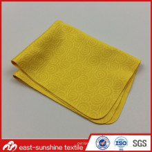 Logo Printed Guitar Microfiber Cleaning Cloth