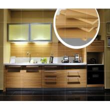 Matériel en plastique en bois de WPC / PVC pour le panneau de mousse de Cabinet de cuisine / WPC