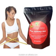 Chinese OEM Private Label Detox Tea Special Design Quick 28 Days Detox Flat Tummy Tea Slimming Detox Tea