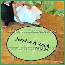 Decorative floor vinyl sticker For Wedding