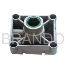 Fundición de aluminio para tapa de cilindro neumático