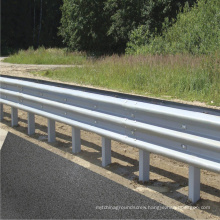Galvanized Traffic Barrier Highway Guardrail