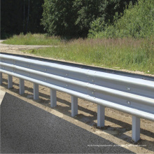 Guarda-corpo galvanizado da estrada da barreira do tráfego